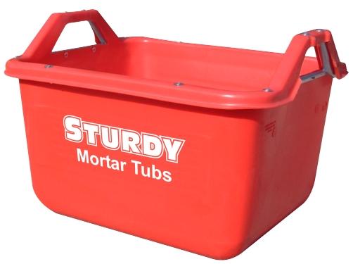 Sturdy Euro Mortar Tub 250Ltr