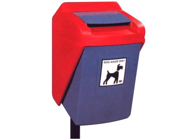 Sturdy Dog Waste Bin 35Ltr