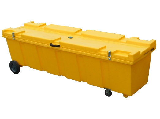 Sturdy Fluorescent Tube Recycling Container 6ft