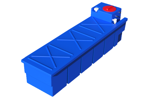Sturdy Booster Coffin Water Tank 500Ltr