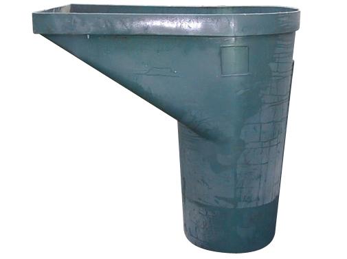 Sturdy Builder Waste Chute Intermediate Section