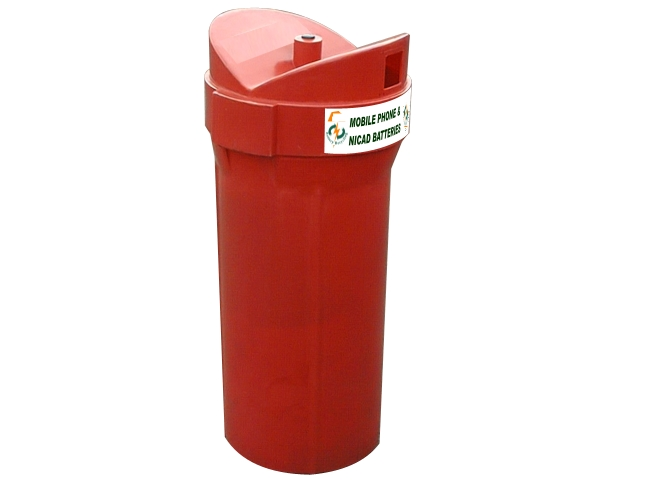 Sturdy Secure Recycling Container - Model A