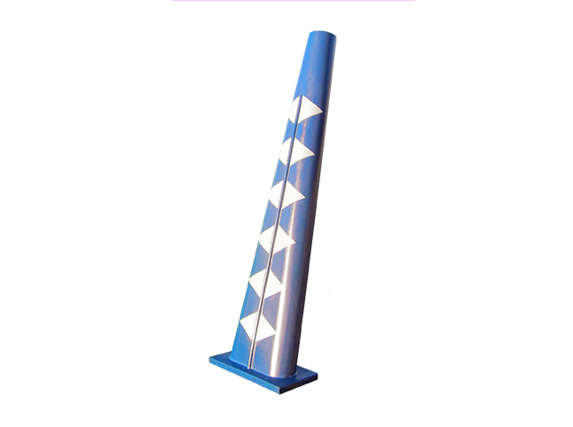 Sloping Musoir Pole
