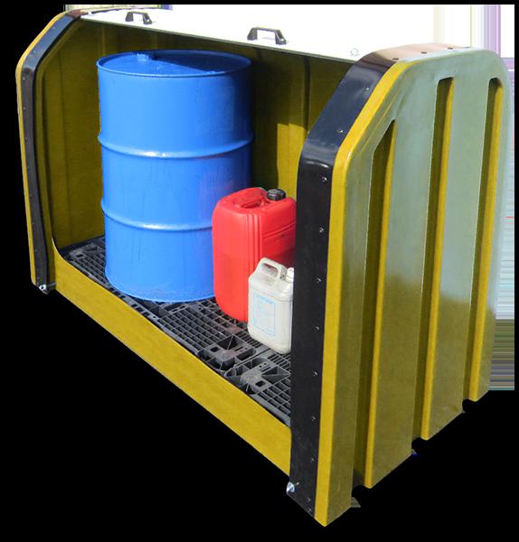 Sturdy Chemical Storage Midi