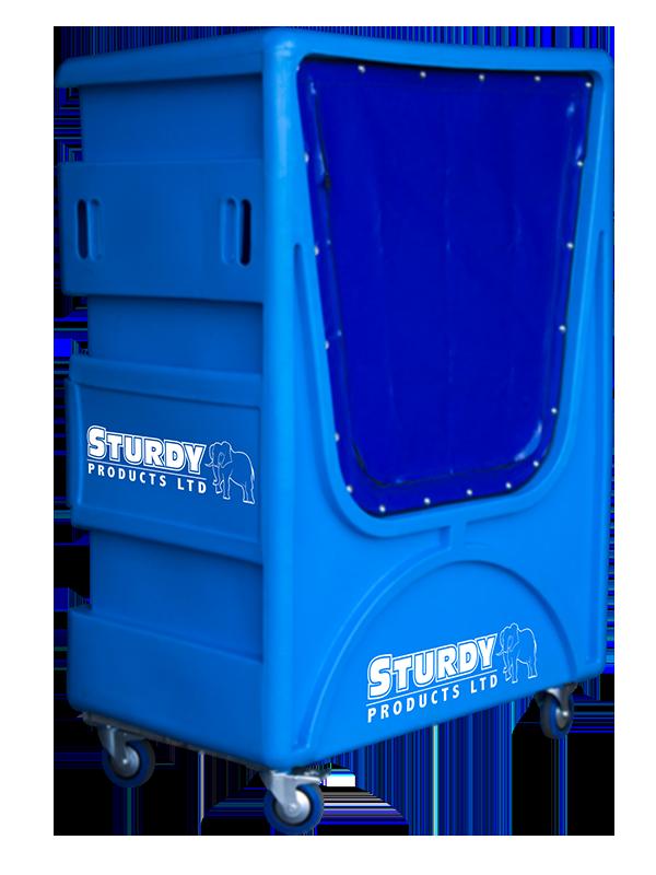 Sturdy Rambo Laundry Trolley