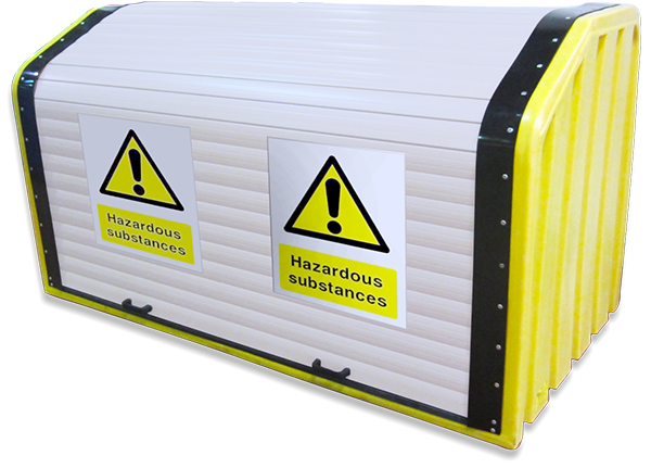 Sturdy Chemical Storage Tidystore Plus