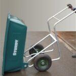 Sturdy Construction Tipping Wheelbarrow