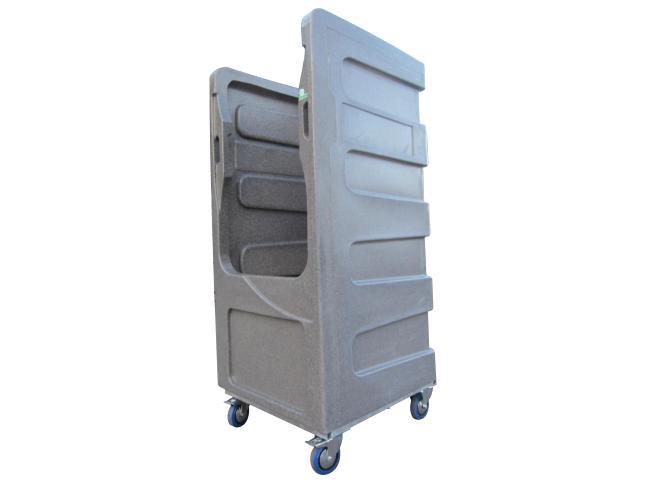 Sturdy Basic Open Laundry Trolley