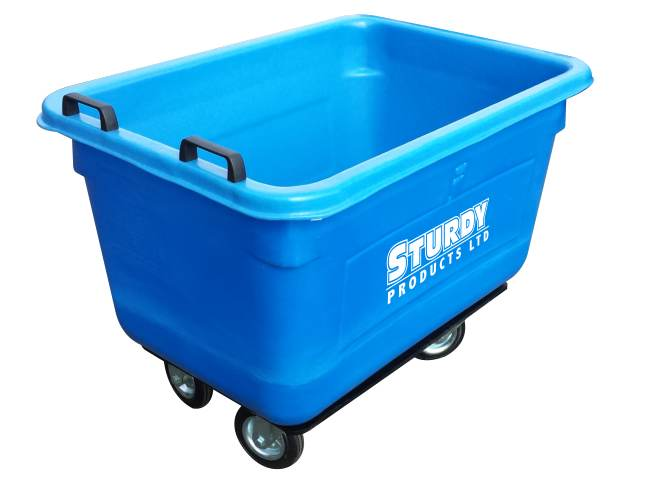 Sturdy Tote Buggy 250Ltr