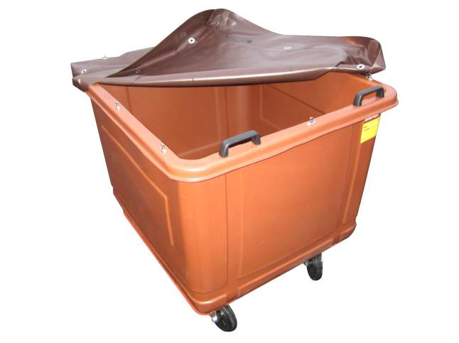 Sturdy Tote Buggy 500Ltr