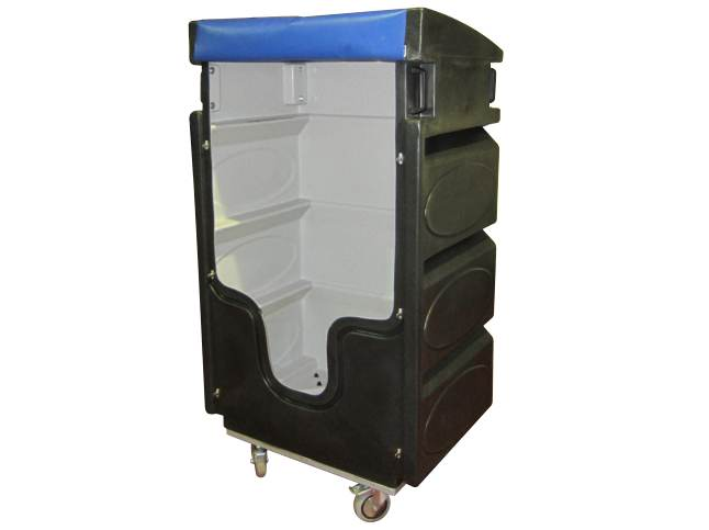 Sturdy Utility Trolley Low Profile - SP6