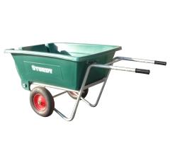 Sturdy Farm Tipping Wheelbarrow