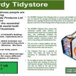 Sturdy Tidystore