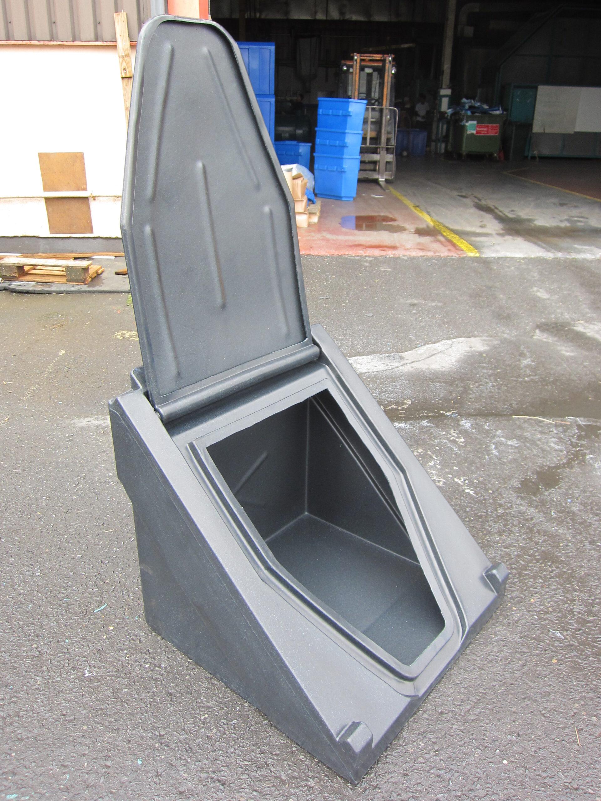 Tidy Coal Bunker Design 3CWT